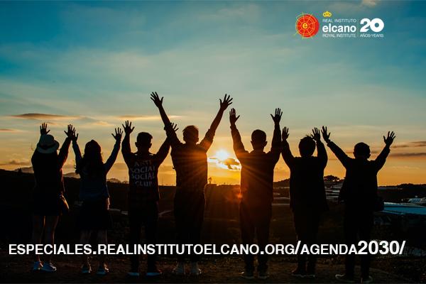 Elcano y la Agenda 2030 - The Elcano and the 2030 Agenda