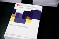 Presentación del Informe Elcano El futuro de la Unión Europea