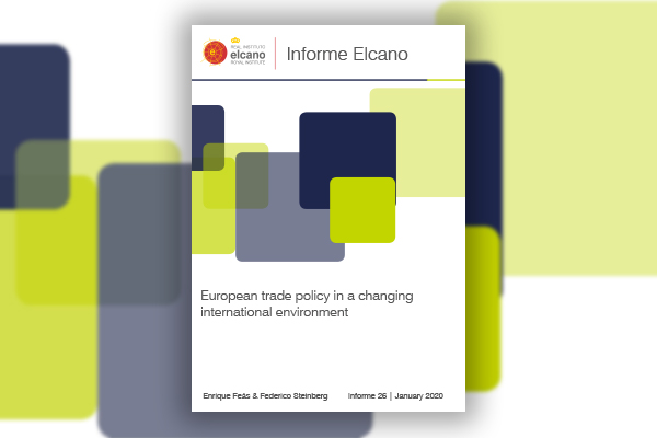 European trade policy in a changing international environment