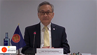 ASEAN-EU Partnership: Promoting Connectivity for Sustainability