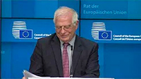 EU foreign ministers urge more action on Turkey and China. Josep Borrell explains