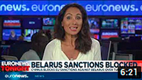 Cyprus blocks EU sanctions against Belarus over Turkey dispute