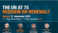 The UN at 75: Requiem or renewal?